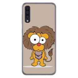Funda Gel Tpu para Samsung Galaxy A50 / A50s / A30s diseño Leon Dibujos