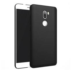 Carcasa Funda Dura Completa Negra para Xiaomi Mi 5S Plus