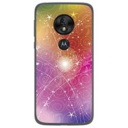 Funda Gel Tpu para Motorola Moto G7 Play diseño Abstracto Dibujos