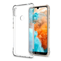 Funda Gel Tpu Anti-Shock Transparente para Huawei Y6 2019 / Y6s 2019