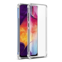 Funda Gel Tpu Anti-Shock Transparente para Samsung Galaxy A50 / A50s / A30s