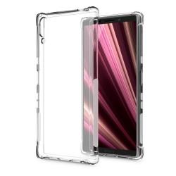 Funda Gel Tpu Anti-Shock Transparente para Sony Xperia L3
