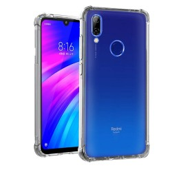 Funda Gel Tpu Anti-Shock Transparente para Xiaomi Redmi 7