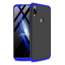 Funda Carcasa GKK 360 para Xiaomi Mi Play Color Negra / Azul