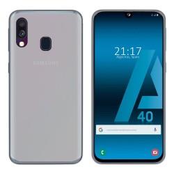 Funda Gel Tpu para Samsung Galaxy A40 Color Transparente