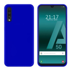 Funda Gel Tpu para Samsung Galaxy A50 / A50s / A30s Color Azul