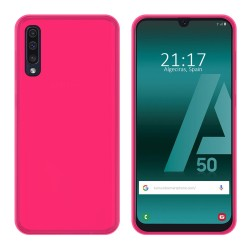 Funda Gel Tpu para Samsung Galaxy A50 / A50s / A30s Color Rosa