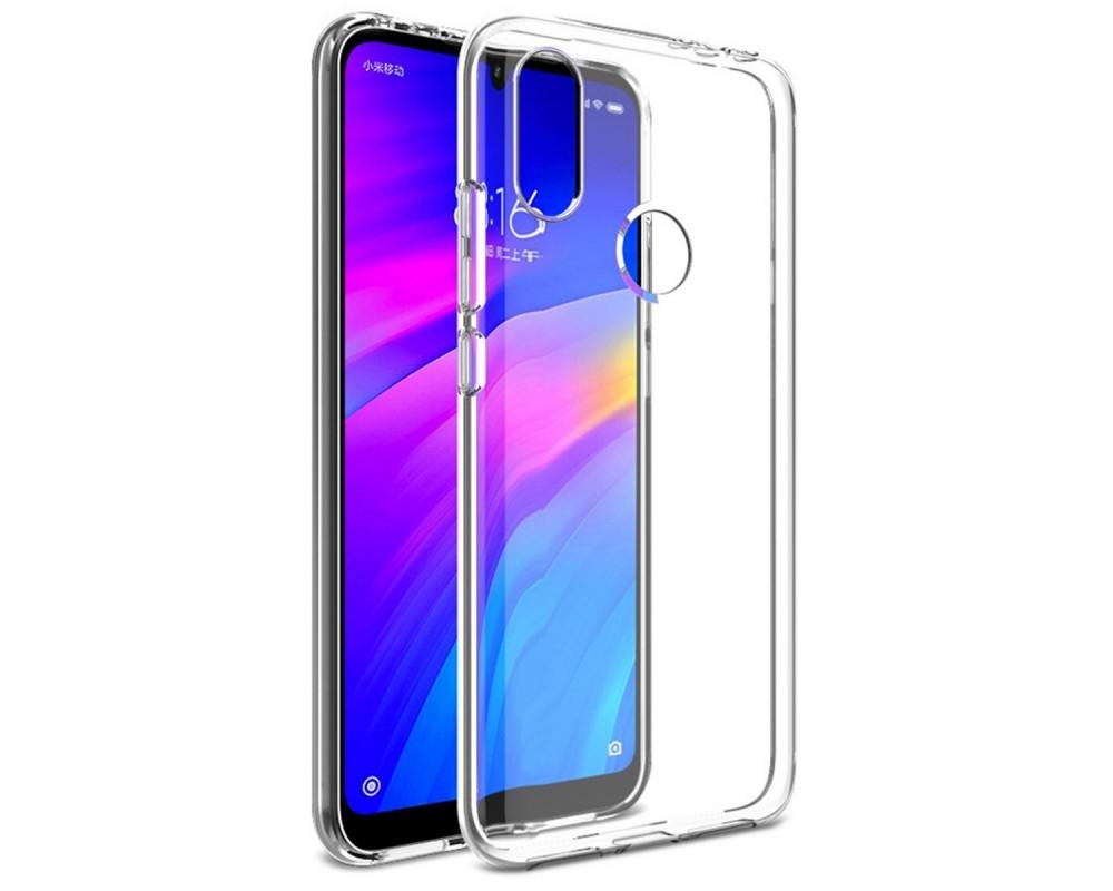 Funda Gel Tpu Fina Ultra-Thin 0,5mm Transparente para Xiaomi Redmi 7