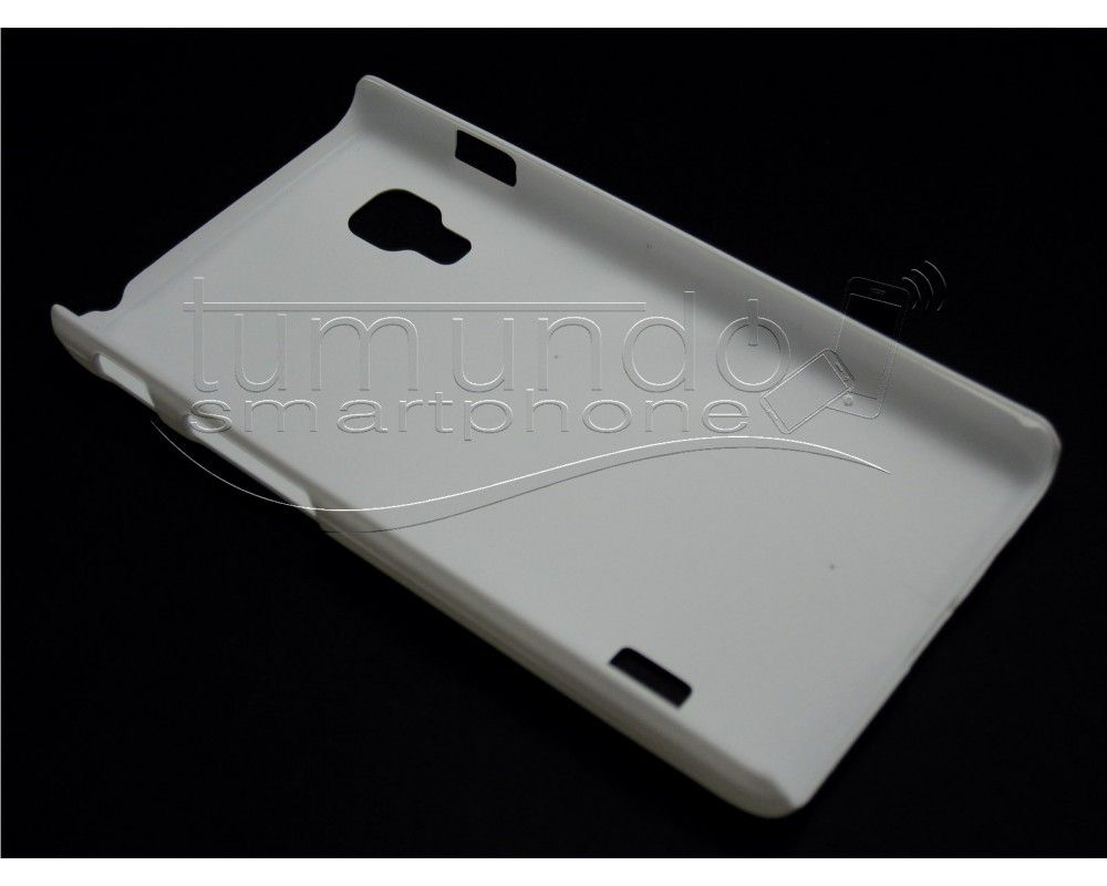 Carcasa Dura Lg Optimus L5 II E460 Color Blanca
