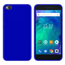 Funda Gel Tpu para Xiaomi Redmi Go Color Azul