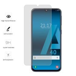 Protector Cristal Templado para Samsung Galaxy A40 Vidrio
