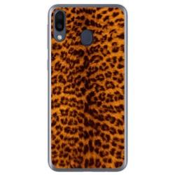 Funda Gel Tpu para Samsung Galaxy M20 diseño Animal 03 Dibujos