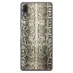 Funda Gel Tpu para Sony Xperia L3 diseño Animal 01 Dibujos