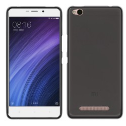 Funda Gel Tpu para Xiaomi Redmi 4A Color Negra