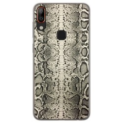Funda Gel Tpu para Vsmart Active 1+ Plus diseño Animal 01 Dibujos