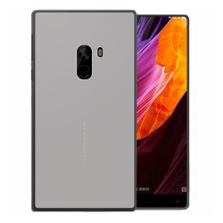 Funda Gel Tpu para Xiaomi Mi Mix Color Transparente