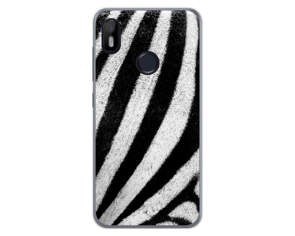 Funda Gel Tpu para VSmart Joy 1 diseño Animal 02 Dibujos