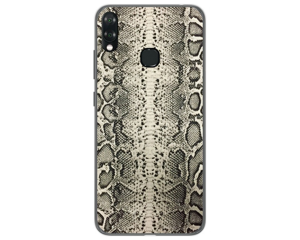 Funda Gel Tpu para Vsmart Joy 1+ Plus diseño Animal 01 Dibujos
