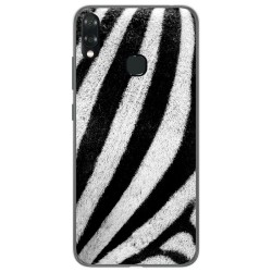 Funda Gel Tpu para Vsmart Joy 1+ Plus diseño Animal 02 Dibujos