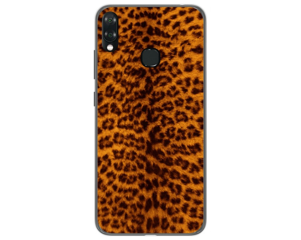 Funda Gel Tpu para Vsmart Joy 1+ Plus diseño Animal 03 Dibujos