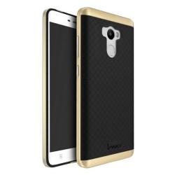 Funda Tipo Neo Hybrid (Pc+Tpu) Negra / Dorada para Xiaomi Redmi 4