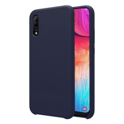Funda Silicona Líquida Ultra Suave para Samsung Galaxy A50 / A50s / A30s color Azul