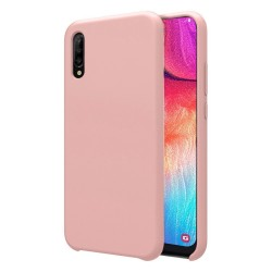 Funda Silicona Líquida Ultra Suave para Samsung Galaxy A50 / A50s / A30s color Rosa