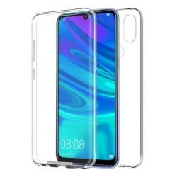 Funda Completa Transparente Pc + Tpu Full Body 360 para Huawei Y6 2019 / Y6s 2019