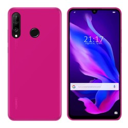 Funda Gel Tpu para Huawei P30 Lite Color Rosa