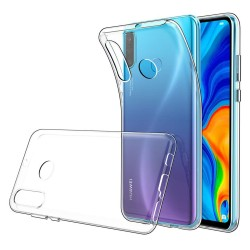 Funda Gel Tpu Fina Ultra-Thin 0,5mm Transparente para Huawei P30 Lite