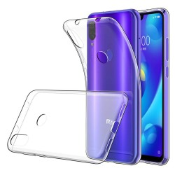 Funda Gel Tpu Fina Ultra-Thin 0,5mm Transparente para Xiaomi Mi Play
