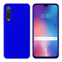 Funda Gel Tpu para Xiaomi Mi 9 SE Color Azul