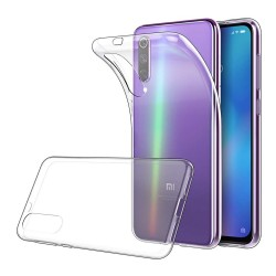 Funda Gel Tpu Fina Ultra-Thin 0,5mm Transparente para Xiaomi Mi 9 SE