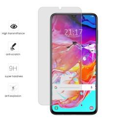 Protector Cristal Templado para Samsung Galaxy A70 Vidrio