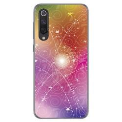 Funda Gel Tpu para Xiaomi Mi 9 SE diseño Abstracto Dibujos