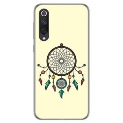Funda Gel Tpu para Xiaomi Mi 9 SE diseño Atrapasueños Dibujos