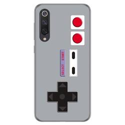 Funda Gel Tpu para Xiaomi Mi 9 SE diseño Consola Dibujos