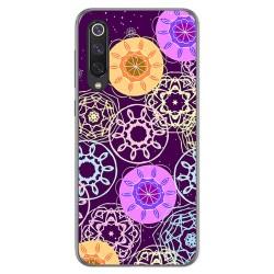Funda Gel Tpu para Xiaomi Mi 9 SE diseño Radial Dibujos
