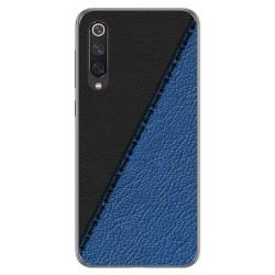 Funda Gel Tpu para Xiaomi Mi 9 SE diseño Cuero 02 Dibujos