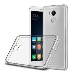 Funda Gel Tpu Fina Ultra-Thin 0,3mm Transparente para Xiaomi Redmi 4