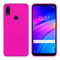 Funda Gel Tpu para Xiaomi Redmi 7 Color Rosa