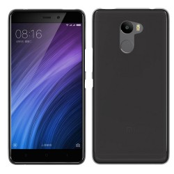Funda Gel Tpu para Xiaomi Redmi 4 Color Negra