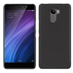 Funda Gel Tpu para Xiaomi Redmi 4 Color Negra