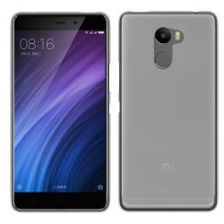 Funda Gel Tpu para Xiaomi Redmi 4 Color Transparente