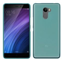 Funda Gel Tpu para Xiaomi Redmi 4 Color Azul