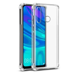 Funda Gel Tpu Anti-Shock Transparente para Huawei P Smart + Plus 2019