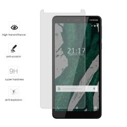 Protector Cristal Templado para Nokia 1 Plus Vidrio