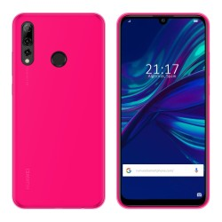 Funda Gel Tpu para Huawei P Smart + Plus 2019 Color Rosa