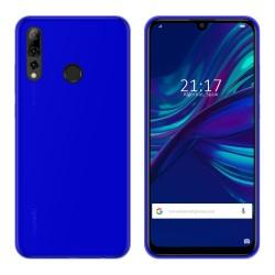 Funda Gel Tpu para Huawei P Smart + Plus 2019 Color Azul