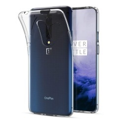 Funda Gel Tpu Fina Ultra-Thin 0,5mm Transparente para Oneplus 7 Pro